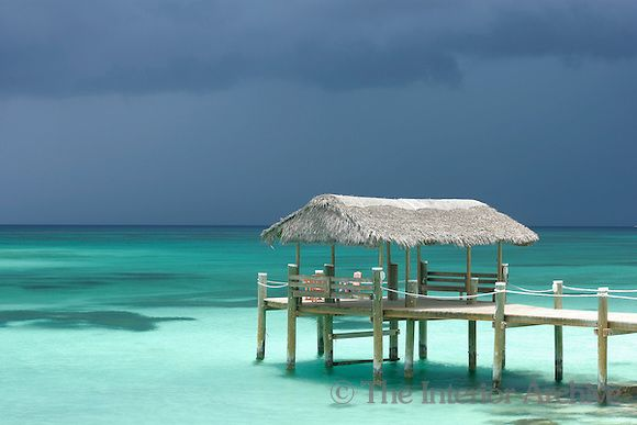 Storm in the Bahamas, photo by Nicolas Millet