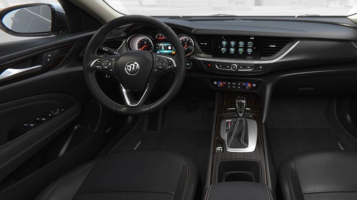 Exceptional 2018 Buick Regal Interior Amazing Ideas