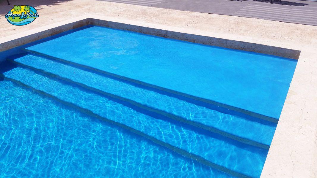 Diamond Brite Tahoe Blue Pool Resurfacing Miami Pool Pool