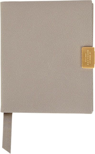 Smythson Fashion Diary -  - Barneys.com