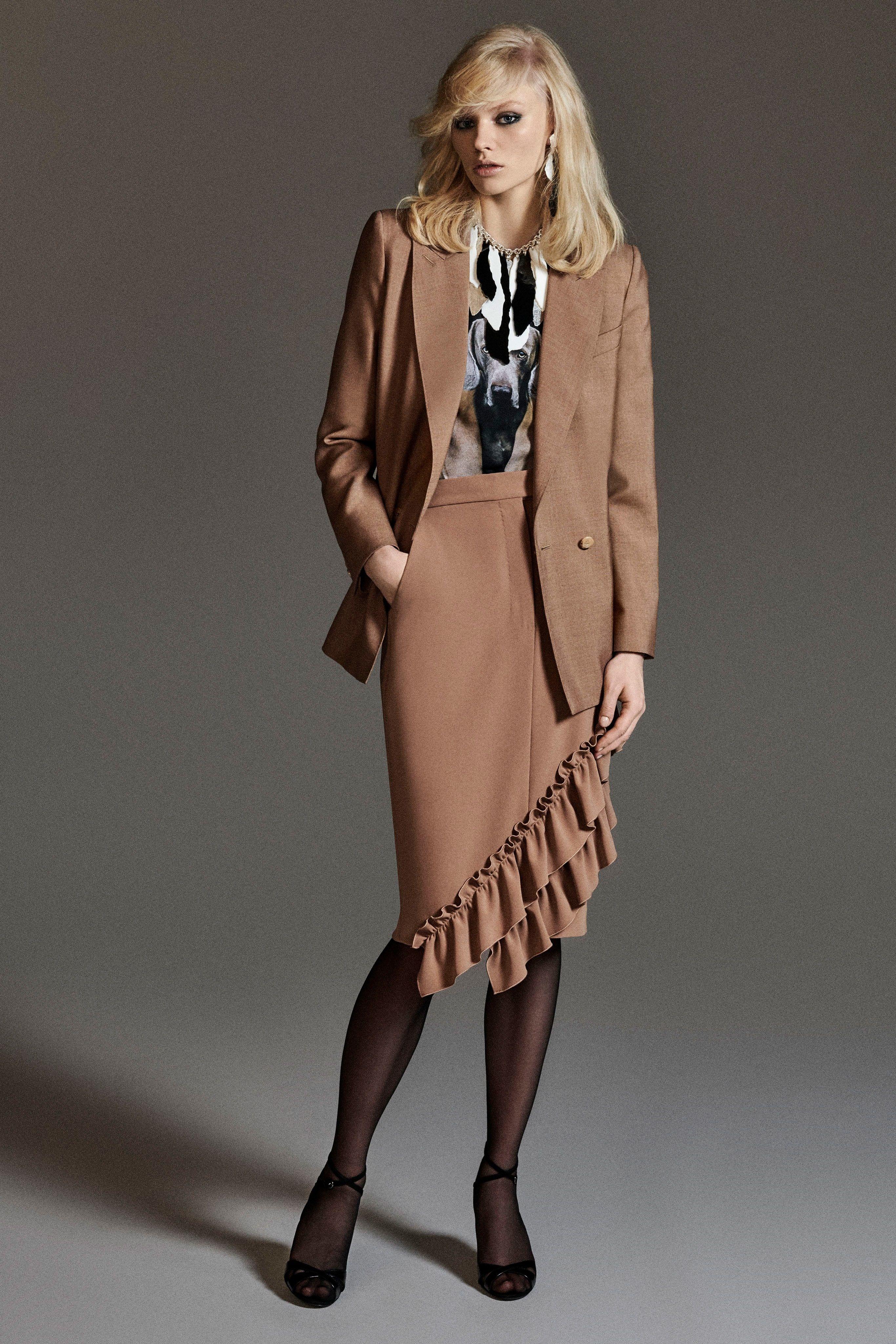 Max Mara Pre-Fall 2020 Fashion Show - Vogue