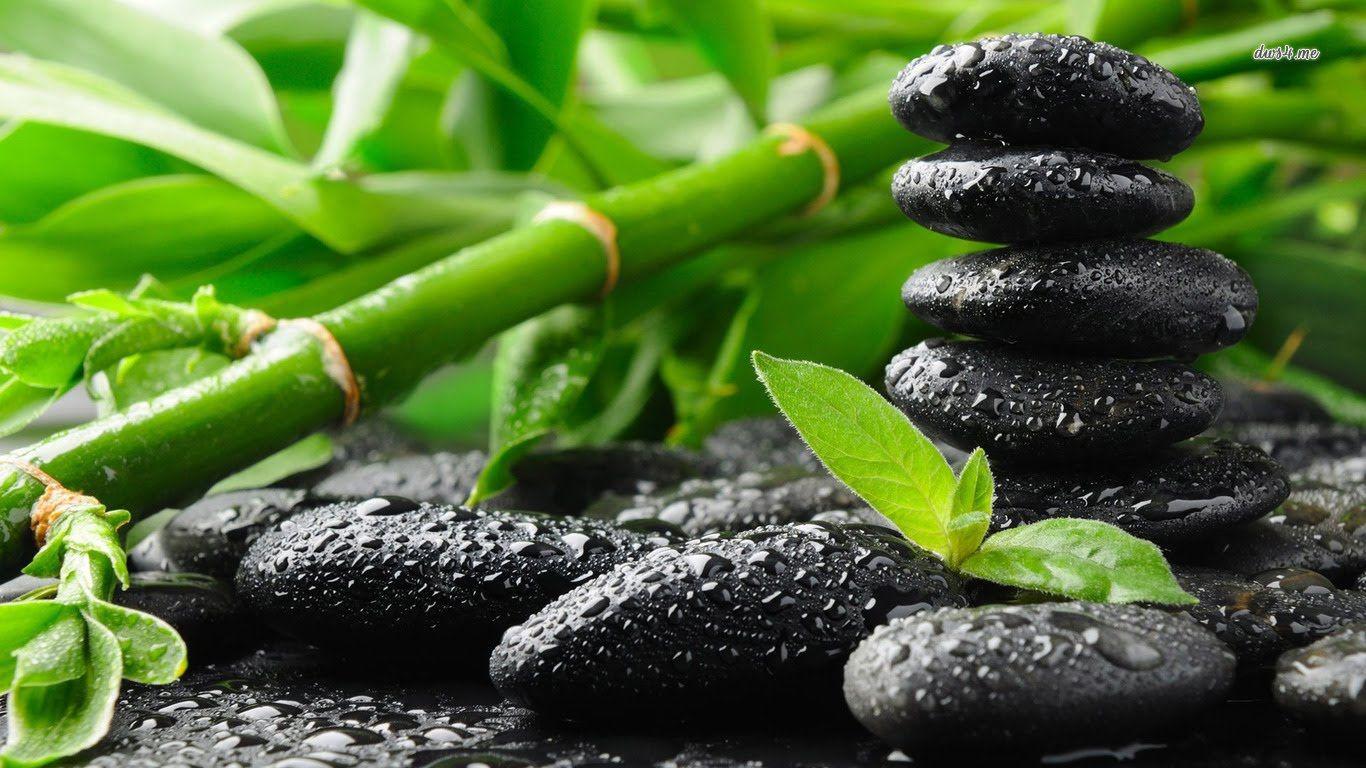 2hr Relaxing Natural Sounds Zen Music Water Flowing Soothing Zen Wallpaper Zen Garden Stone Wallpaper
