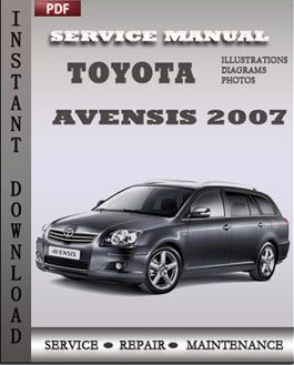 toyota avensis service manual free download 1 bil greier rh pinterest ie toyota avensis 2007 manual download toyota avensis 2007 repair manual pdf
