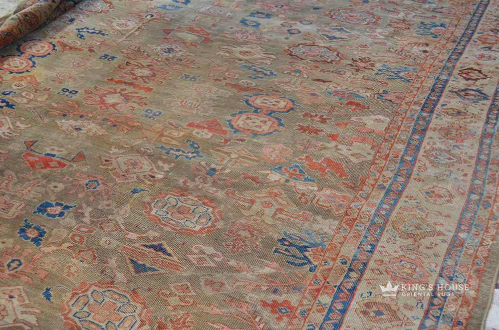King S House Oriental Rugs What Makes An Rug Valuable
