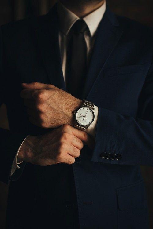 Dica para homens: Relógio Masculino
