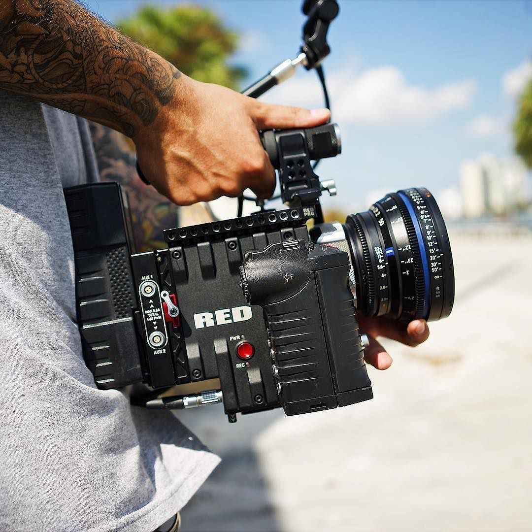Red Raven Specs Filming Toys Red Zeiss Cp2 Photo By Keksprostudio