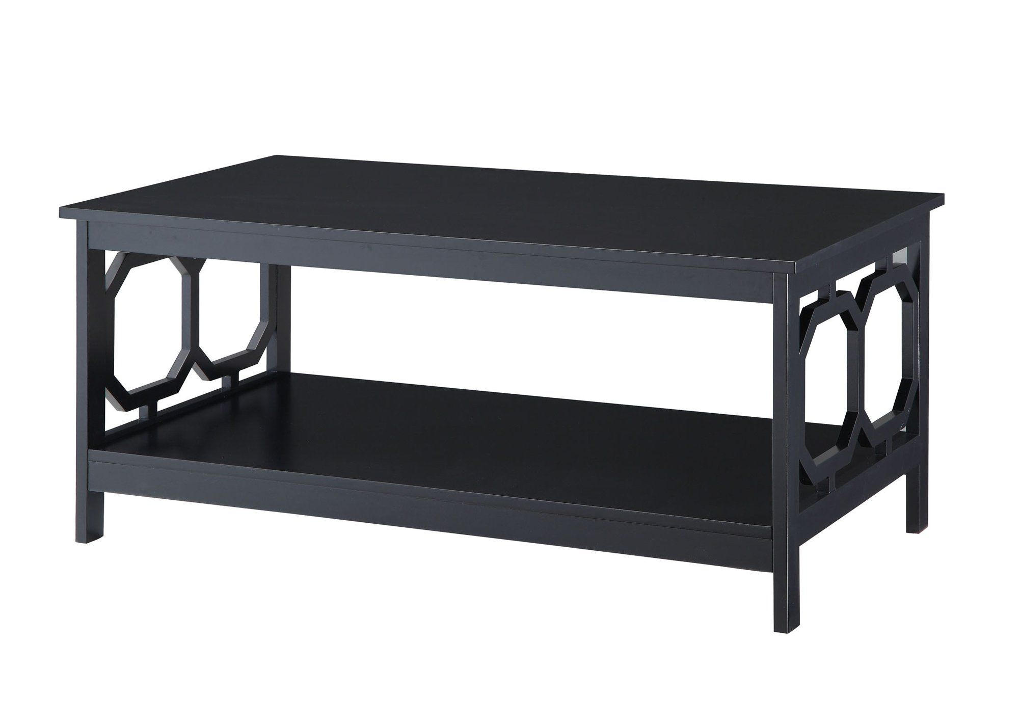 Convenience Concepts Omega Coffee Table Black *** Read More Reviews