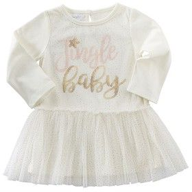 shop unique christmas dresses for babys first christmas this beautiful sparkle gold pink and