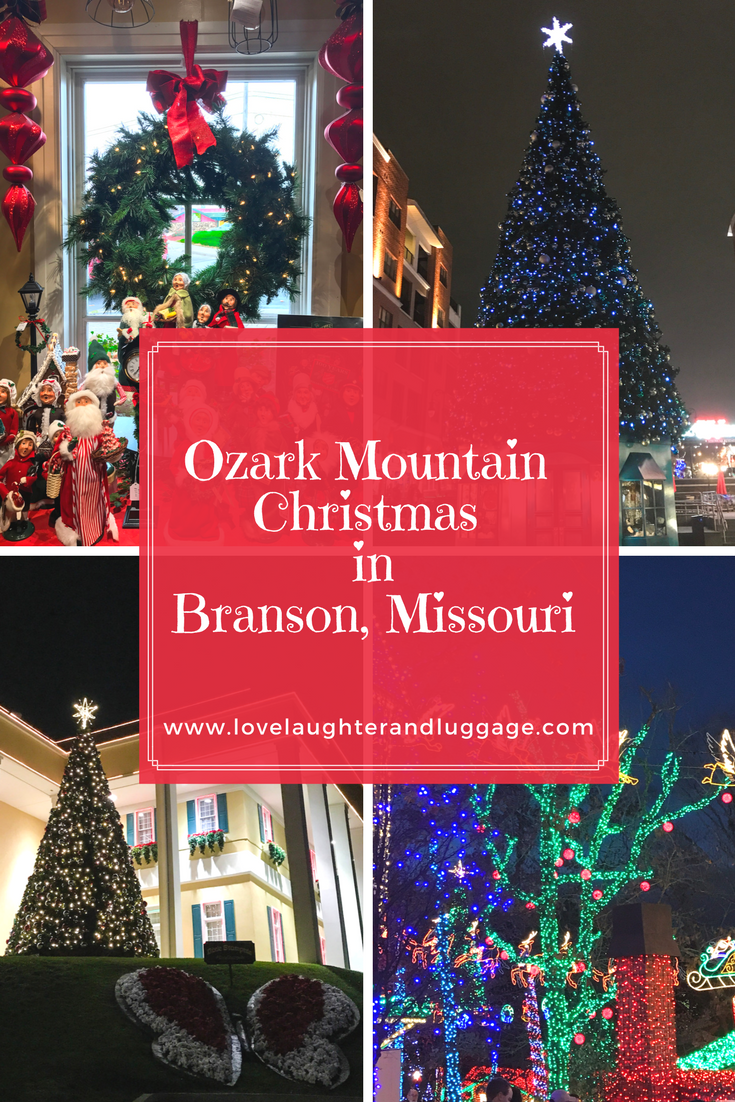 When You Need a Little Christmas, Head to Branson, Missouri | Best