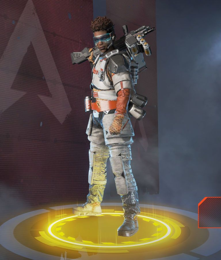 The Spacewalker skin for Bangalore in Apex Legends! Stop