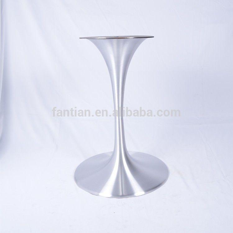 Brushedaluminumtuliptablebasejpg Kitchen Moodboard - Brushed aluminum table base