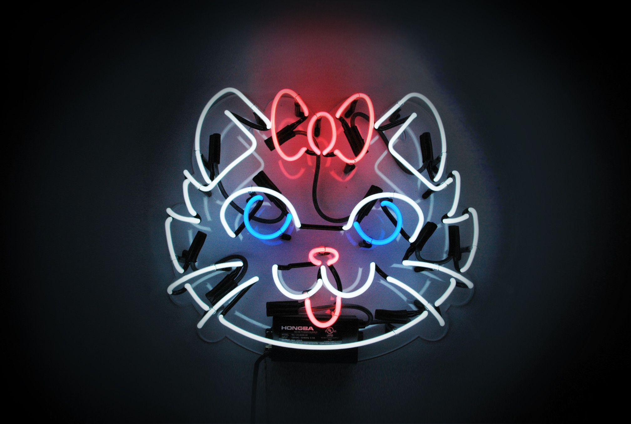 Kitten Neon Sign