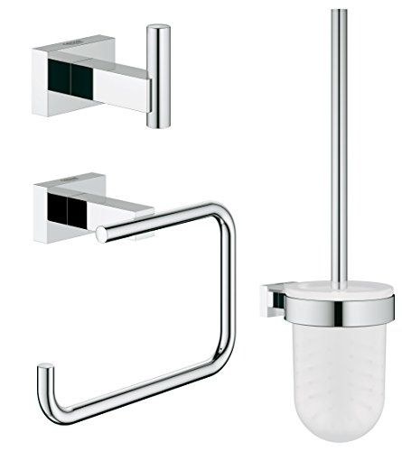 Tools&HomeImprovement Grohe 40757001 Essentials Cube New Set ...