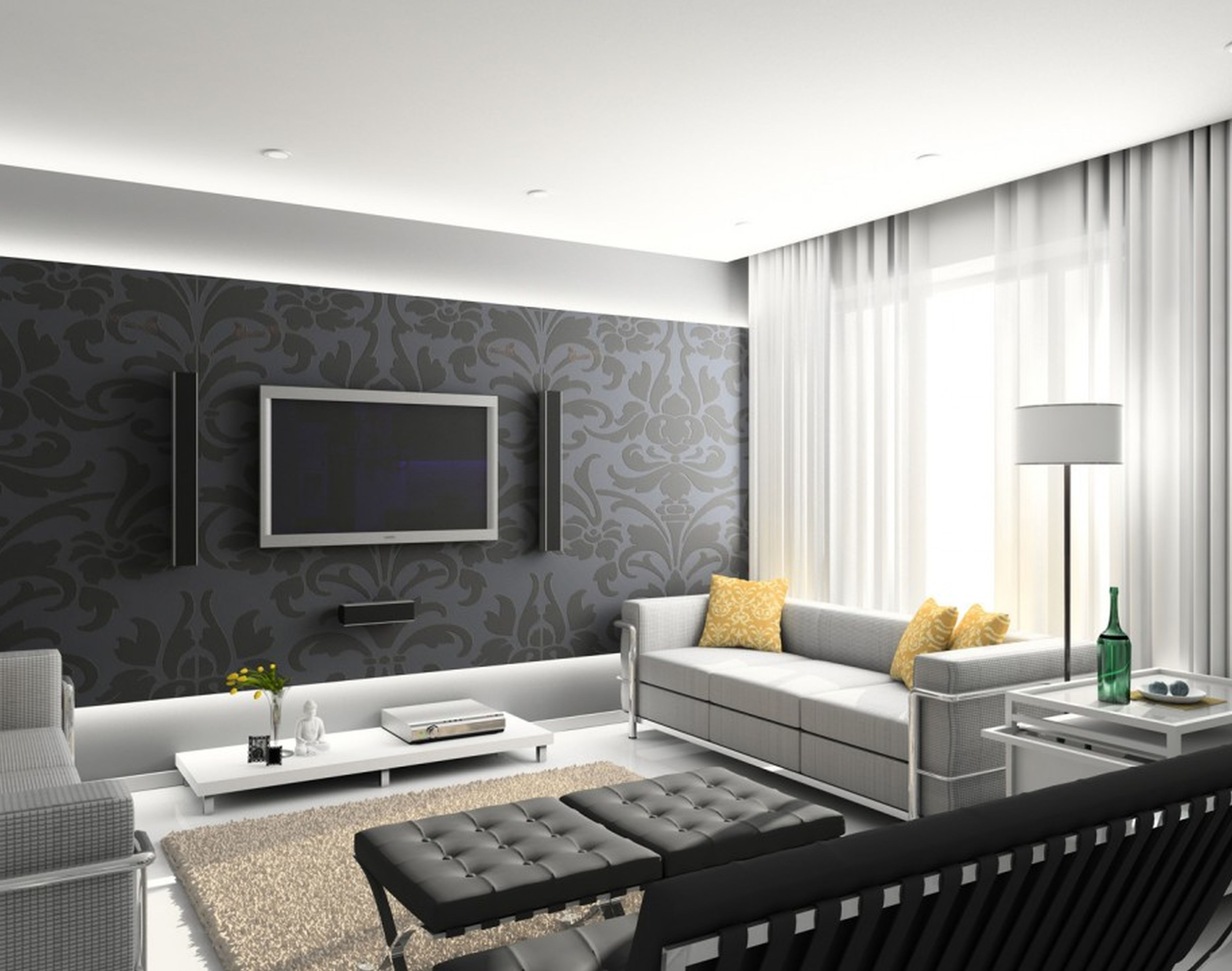 32 Old Fashioned Awesome Living Rooms Composition Decortez Minimalist Living Room Living Room Grey Living Room Modern #unique #living #room #decorations
