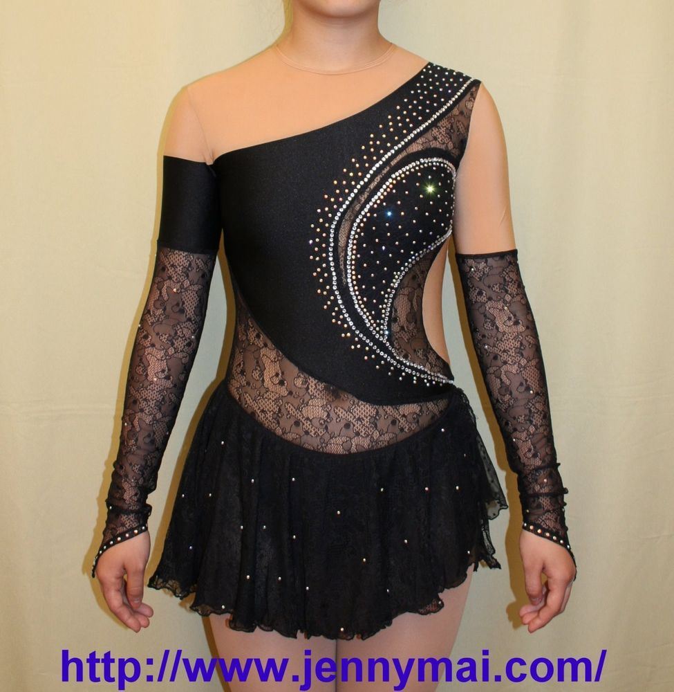 Beautiful Dress for Dancing Sports & Figure Skating brands JM: Model K165 #SkirtsSkortsDresses