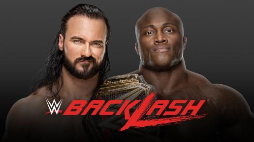 Wwe Champion Drew Mcintyre Defends Bobby Lashley At Backlash 2020 Wwe Champions Drew Mcintyre Wrestling News
