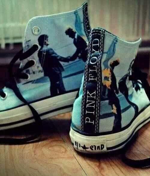 Pink Floyd | Pink floyd shoes