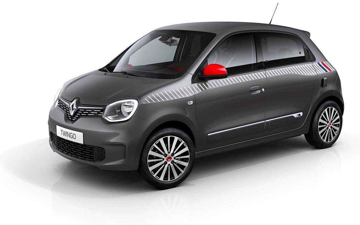 El Renovado Renault Twingo Recibe La Serie Especial Le Coq Sportif