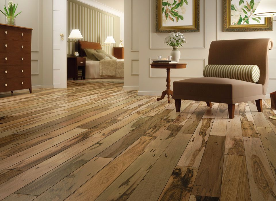 Macchiato Pecan - Brazilian Pecan Engineered Hardwood ...