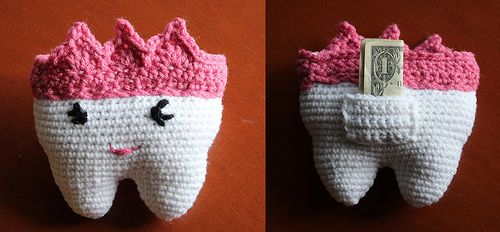 princess tooth fairy. How cute is this!