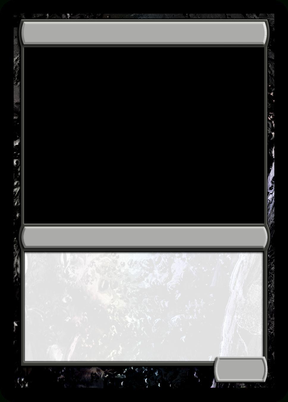 The Stunning Mtg Monoblack Creature Template Mtg Magic The Gathering For Mtg Card Magic The Gathering Cards Magic The Gathering Free Business Card Templates