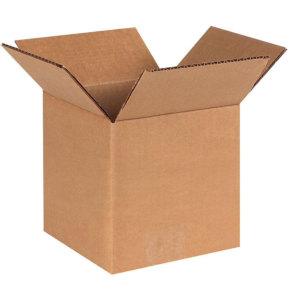 "32 ECT Corrugated Cardboard Box 20/' x 20/"" x 17/"""