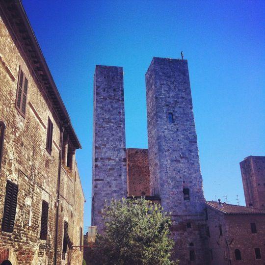 Uma das mais interessantes, mais belas e pitorescas da região da Toscana.