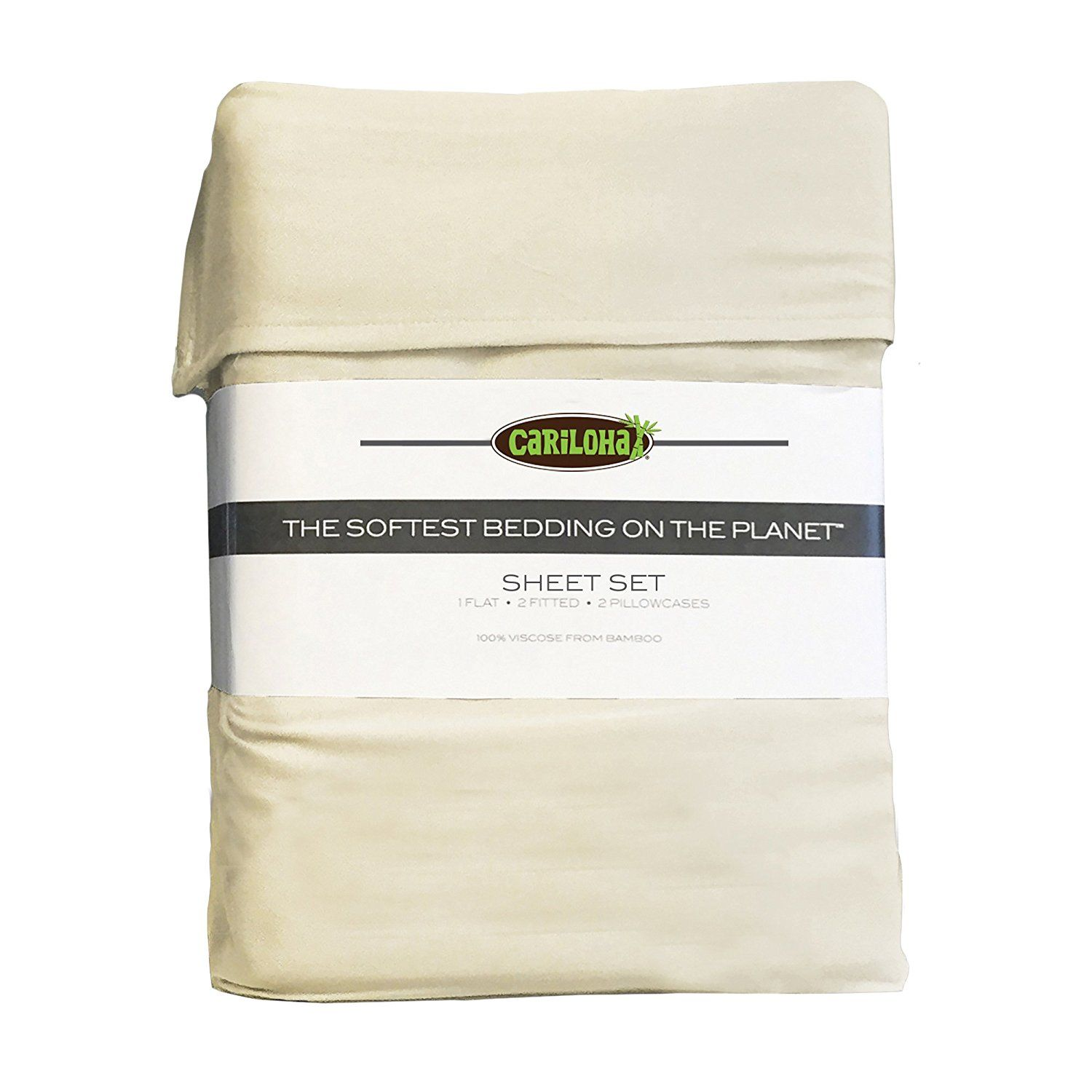 Cariloha Crazy Soft Classic King Sheets 4