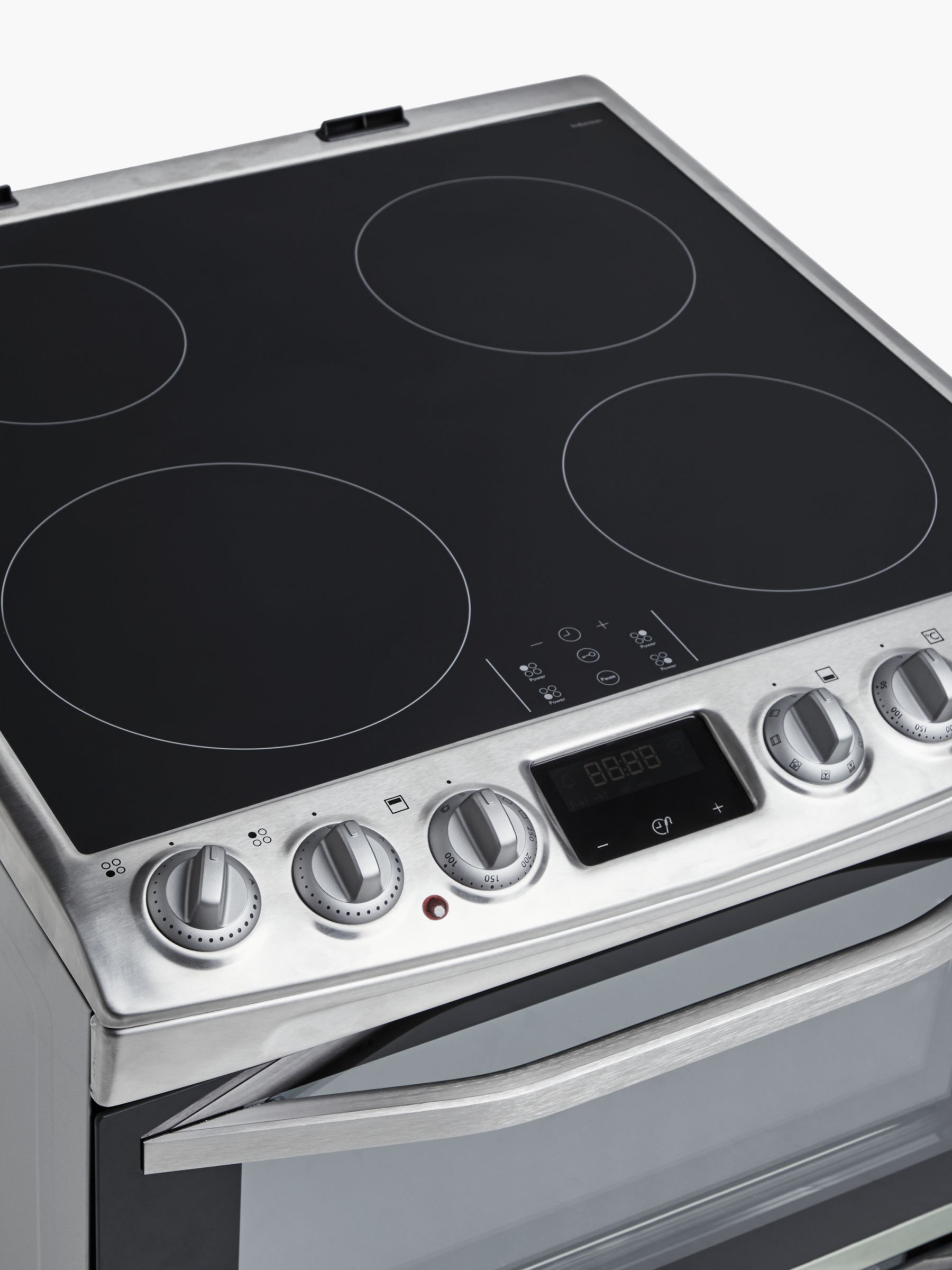 John Lewis Partners Jlfsic620 Freestanding Induction Cooker