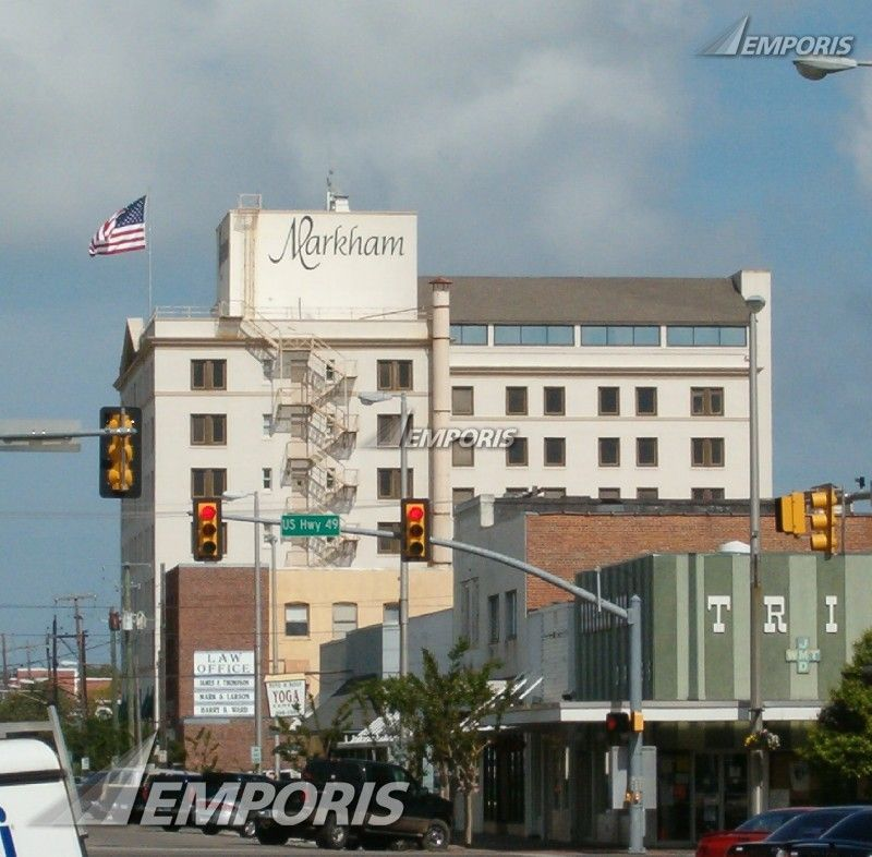 Search For Pictures Of The Hotel Markham Gulfport Ms Outside And Inside Google