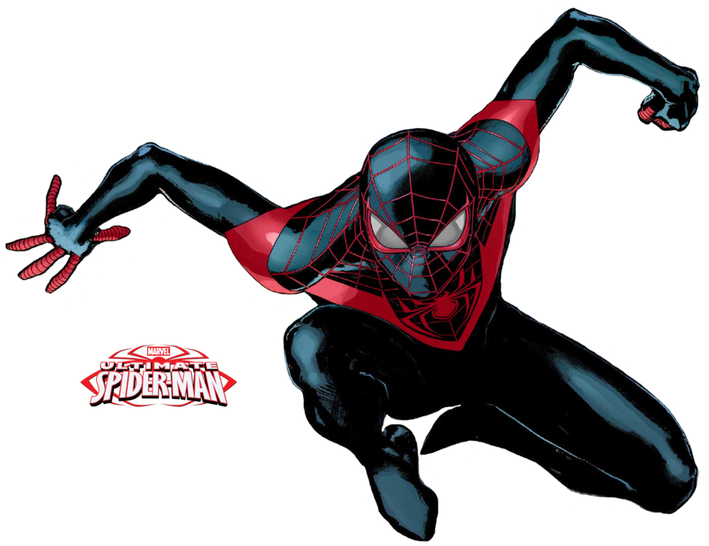 Miles Morales Ultimate Spider Man Png By Thesuperiorxaviruiz Ultimate Spiderman Spiderman Spiderman Art