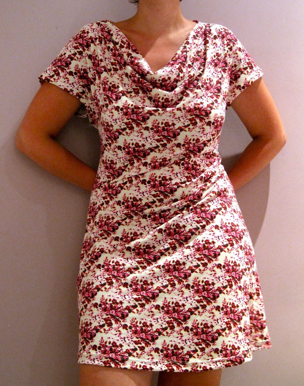 De Eva Dress Is Een Gratis Patroon Voor Een Tricot Jurk Wat Je Hier