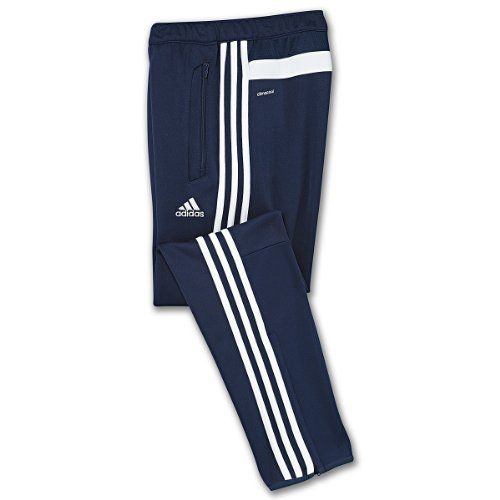 Desafío Calamidad Mejor  Youth adidas Tiro 13 Training Pants (New Navy/White) Youth Large. Size: LG  (14-16 Big Kids) x One Size. Slim fit. Features ankle zip… | Ropa, Buzos  para niños, Buzo