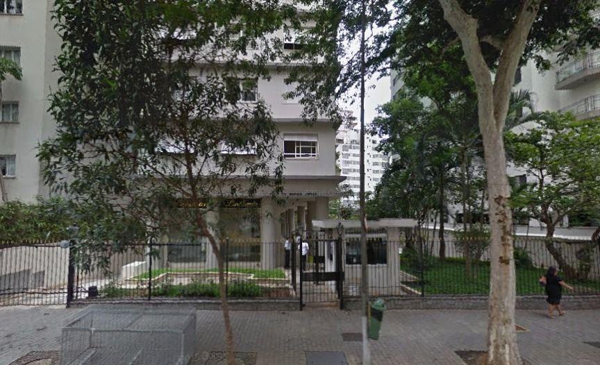 """Edifício Apracs - 1957 - Originalmente chamado """"Edifício Parque das Acácias"""" - Av. Higienópolis, 578"""