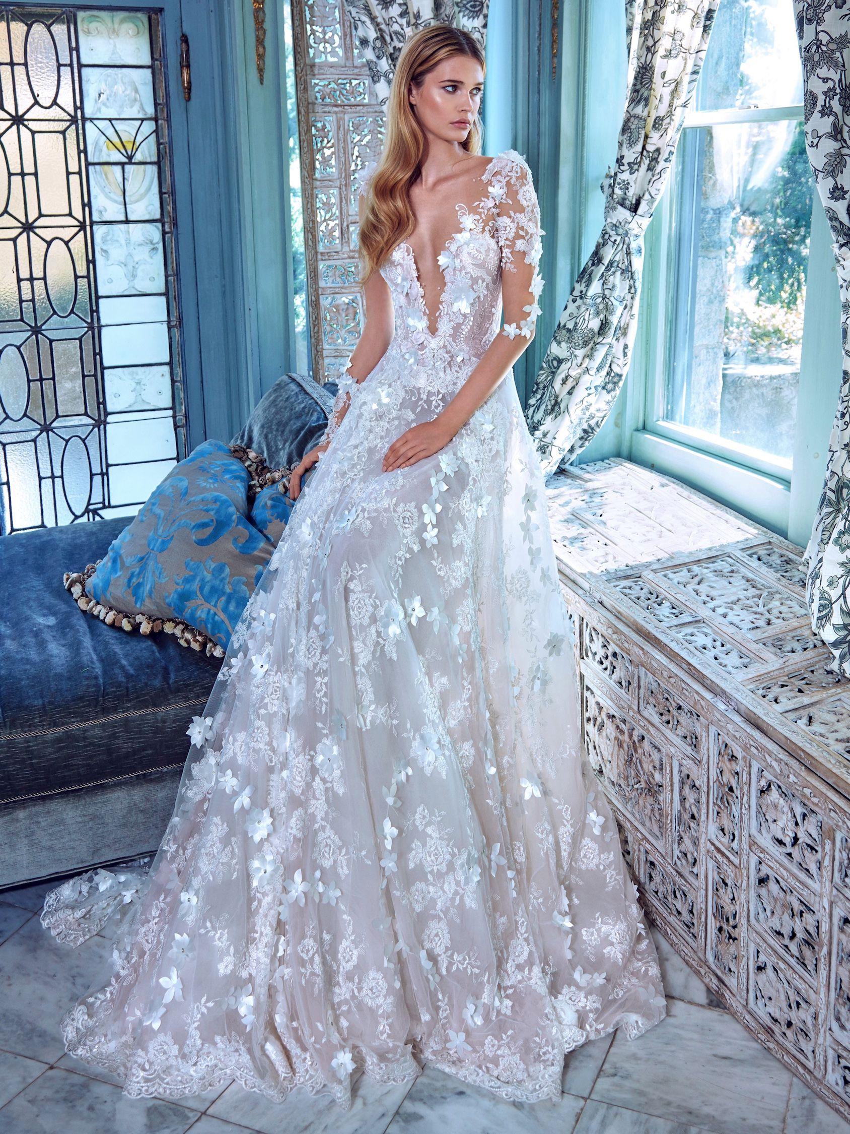 Arabella | My Favorite Wedding Gowns | Pinterest | De novia, Novios ...