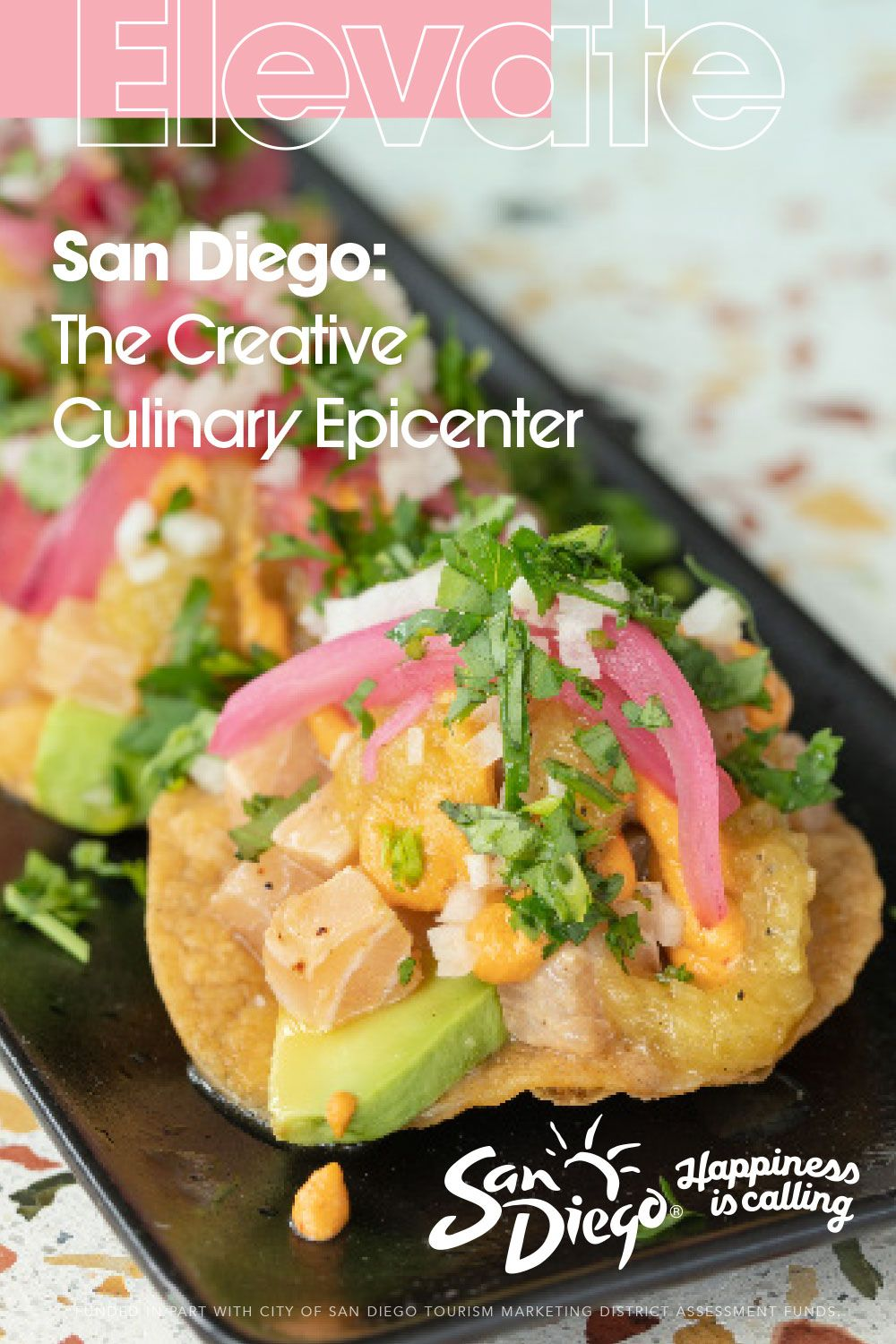 San Diego The Creative Culinary Epicenter in 2020