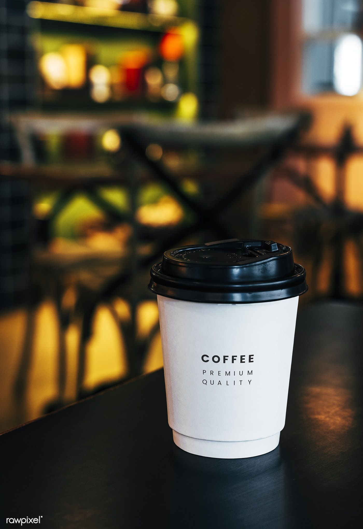 Disposable Coffee Paper Cup Mockup Design Free Image By Rawpixel Com Paper Cup Coffee Cup Design Take Away Coffee Cup