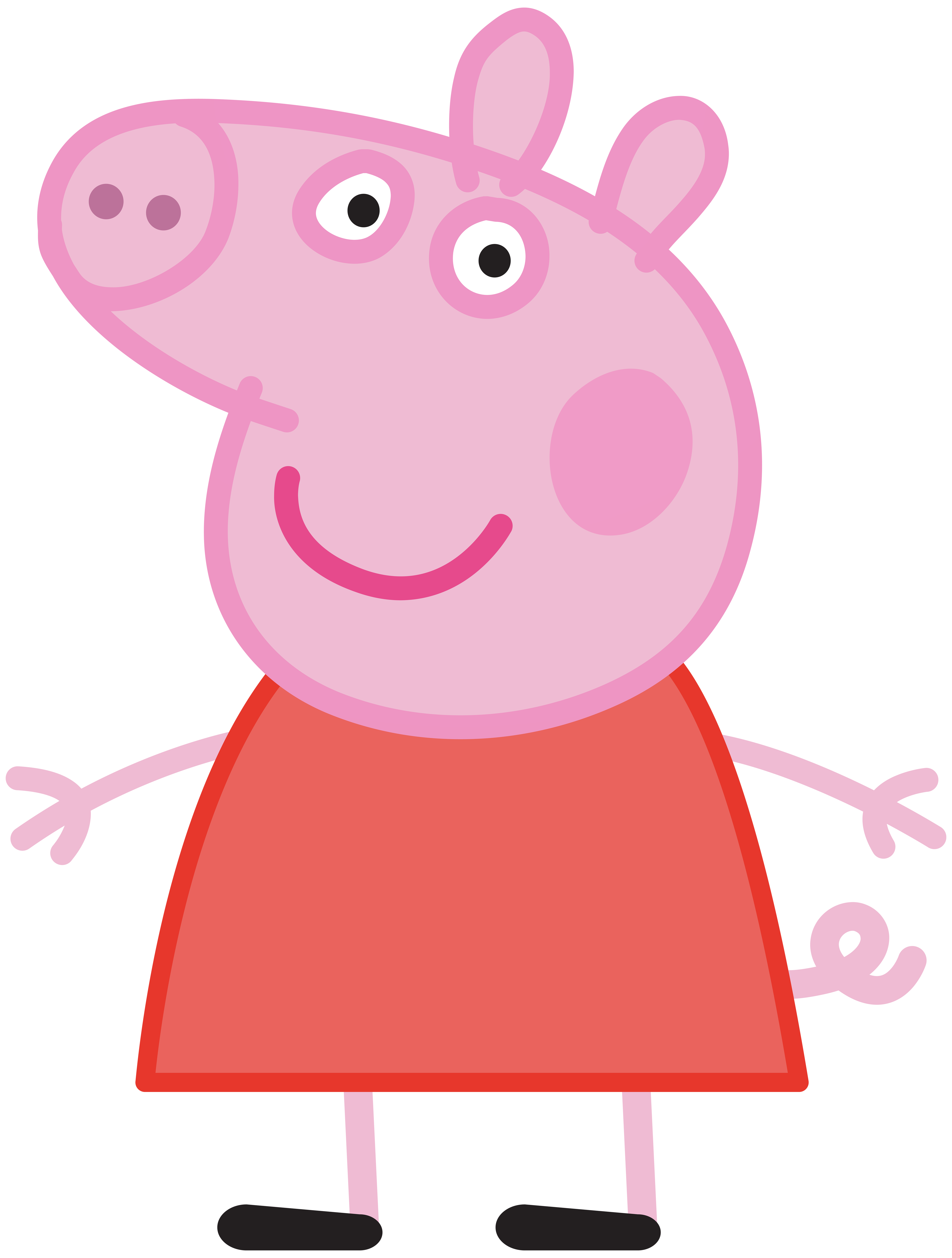 Peppa Pig Transparent Png Image Peppa Pig Pictures Peppa Pig Wallpaper Peppa Pig Images [ 8000 x 6057 Pixel ]