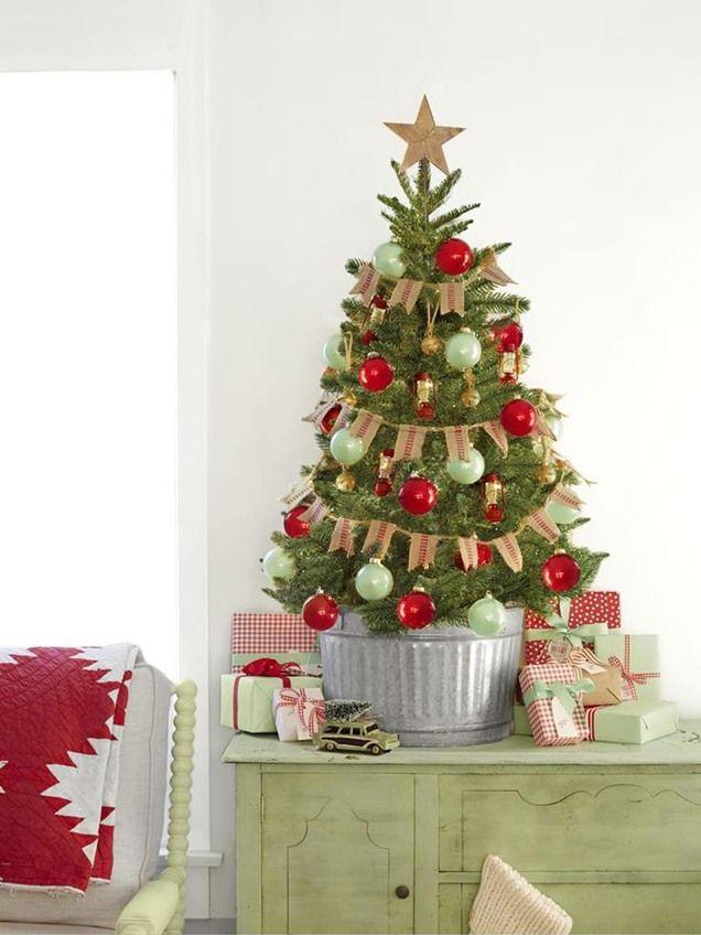 10 Ideas Para Decorar Tu Arbol Navideno Arboles De Navidad Decorados Ideas Para Arboles De Navidad Ideas De Arboles Navidenos