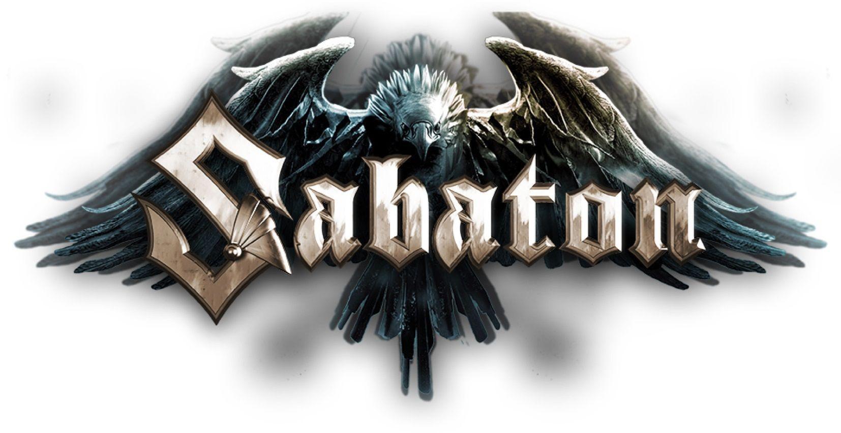 sabaton logo from album heroes sabaton in 2019 metal. Black Bedroom Furniture Sets. Home Design Ideas