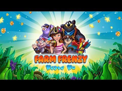 Farm Frenzy: Heave Ho trailer   Games   Farm frenzy, Mac pc