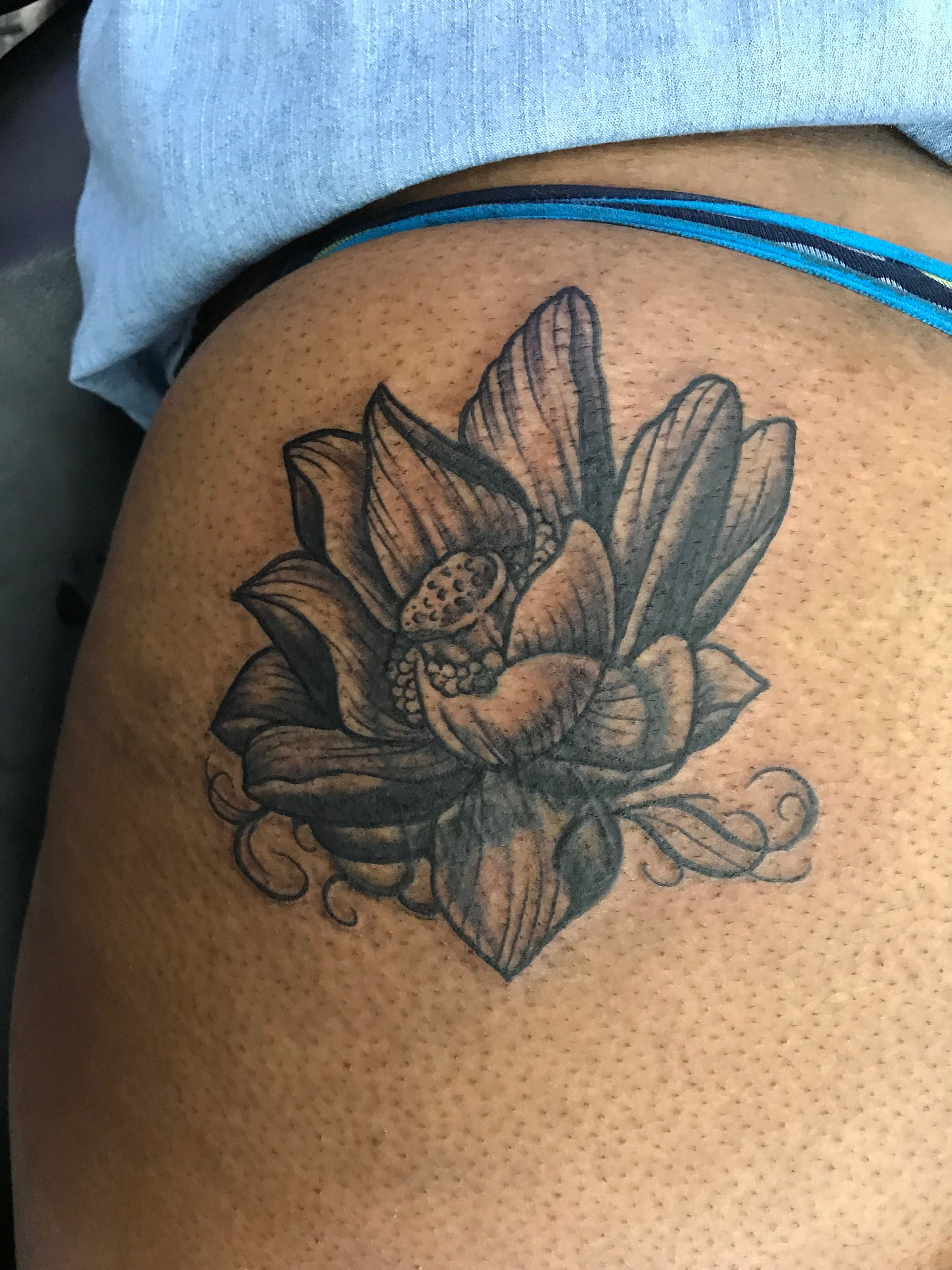 Lotus Flower Cover Up Tattoo Cover Ups Pinterest Lotus Flower