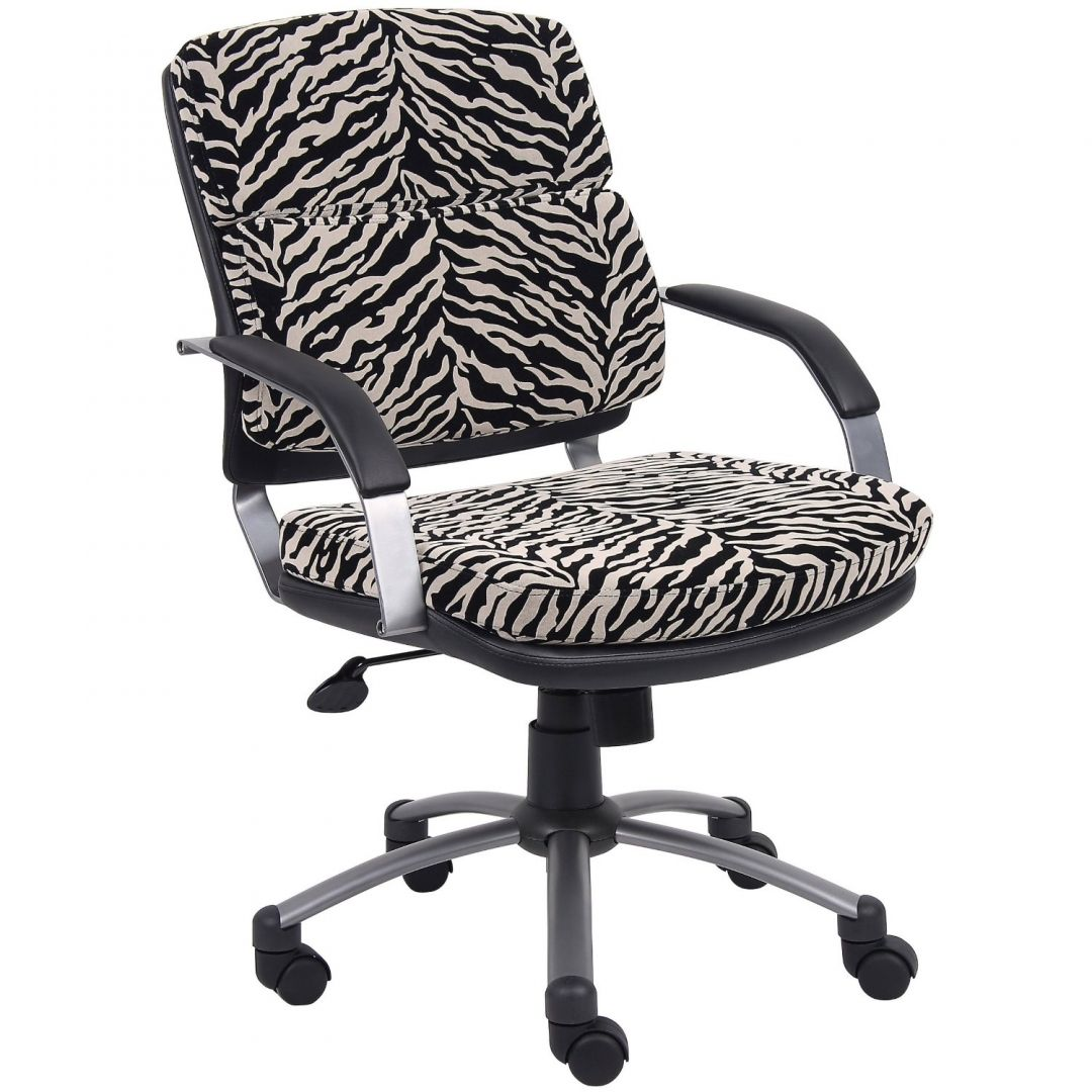 Beautiful Office Chairs Beautiful Zebra Office Chair Home Furniture On Home