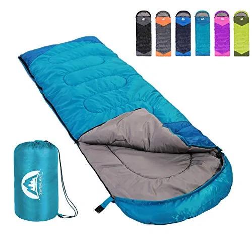 Lightweight Sleeping Bag 3 Season Warm And Cool Weather Sale At Outdoorfull Com Lightweight Sleeping Bag Sleeping Bag Best Sleeping Bag