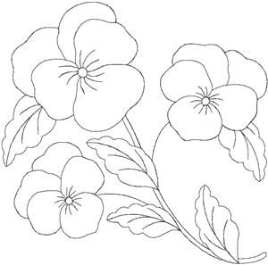 Quilter's Flowers (65AGHD) Embroidery Design Collection by