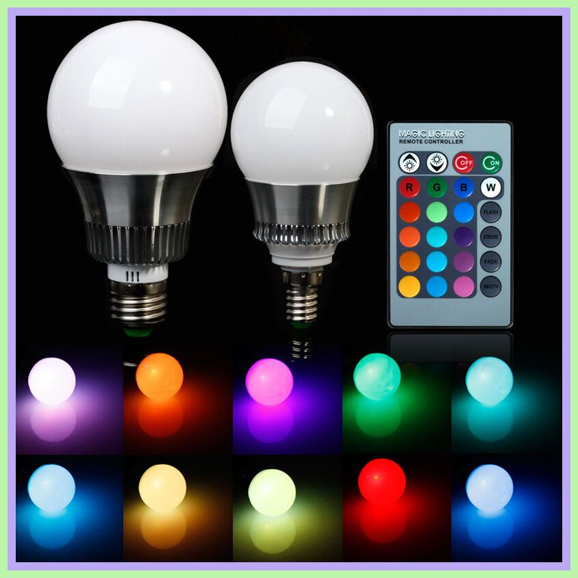 49 Reference Of Lamps Led Color Changing In 2020 Rgb Led Lights Color Changing Lamp Led Bulb