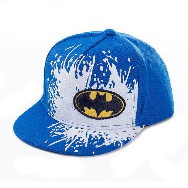 6719502d035 2017 New Superman Letter Baseball Cap NY Kid Boys And Girls Bones NY caps  Snapback Hip Hop Fashion Flat Hat Baby snapback Batman