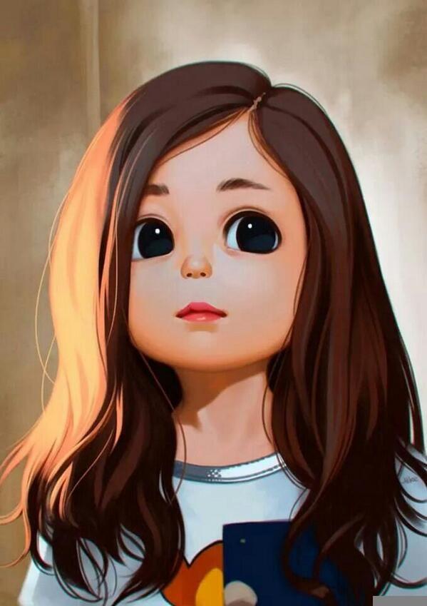 Lauren Hanna Lunde Cute Littlegirl Love Beautiful Lovely Nicepic Bubleelauren Animation Girl Cartoon Characters Girl Face Drawing Cute Art