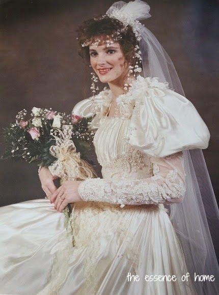 Gawns dresses 80s pesquisa google a d cada perdida for Vintage wedding dresses dallas