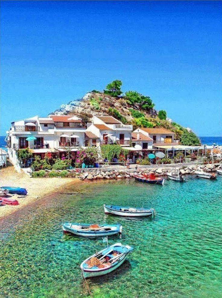 hermosos lugares para visitar en el mundo Escapada A La Isla De Samos Grecia Lugares Hermosos
